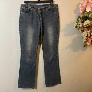 Women's Levi's Low Rise Boho Jeans